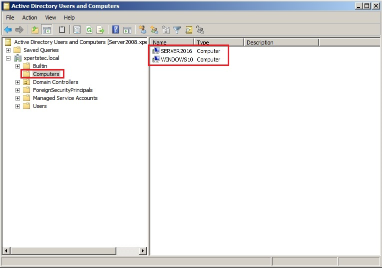 Step by Step Active Directory Migration from Windows Server